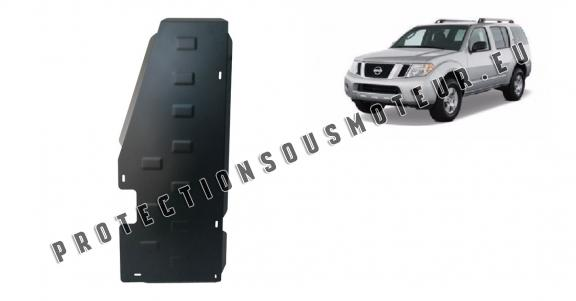 Protection de réservoir Nissan Pathfinder D40